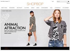 Shopbop优惠码,Shopbop折扣低至5折......